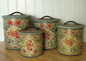 image gallery tin canisters With what kind of paint to use on kitchen cabinets for crystal globe candle holder