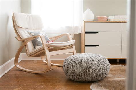 Modern Rocking Chair For Nursery Homesfeed