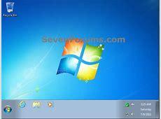 Taskbar Resize Windows 7 Help Forums