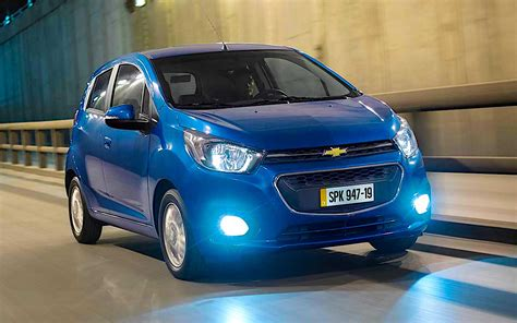 The New Chevrolet Spark Gt Lands In Colombia Most