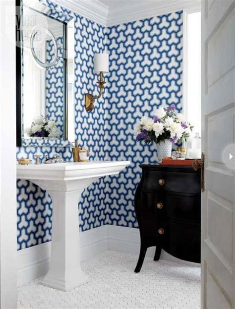wallpaper in bathroom ideas 18 tips for rocking bathroom wallpaper