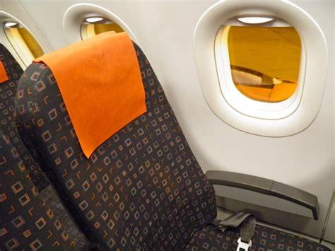 siege avion easyjet avis du vol easyjet berlin en economique