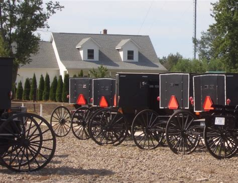10 views of northern indiana amish