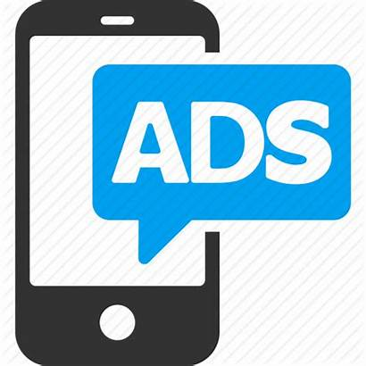 Icon Advertising Ads Ad Advertisement Mobile Marketing
