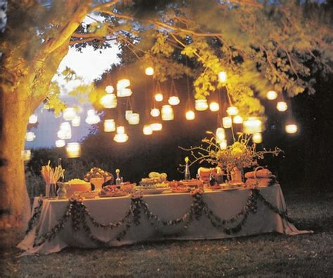 outdoor dining parties part