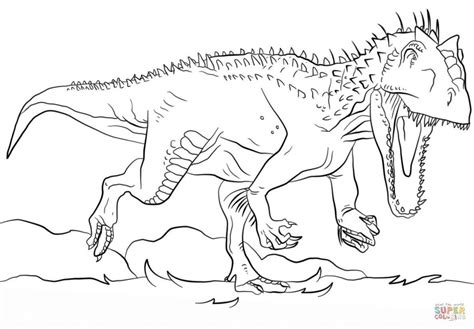 Kleurplaat Dinosaurussen by Gratis Kleurplaten Dinosaurus