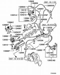 Emission Control For 1990  Montero