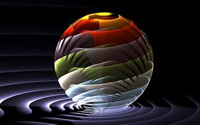 3d Wallpapers Cool Backgrounds Sphere Graphics Names