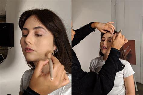 met rihannas   artist   fentys  concealers dazed beauty