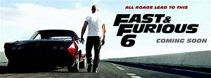Fast and Furious 6 Banner - HeyUGuys