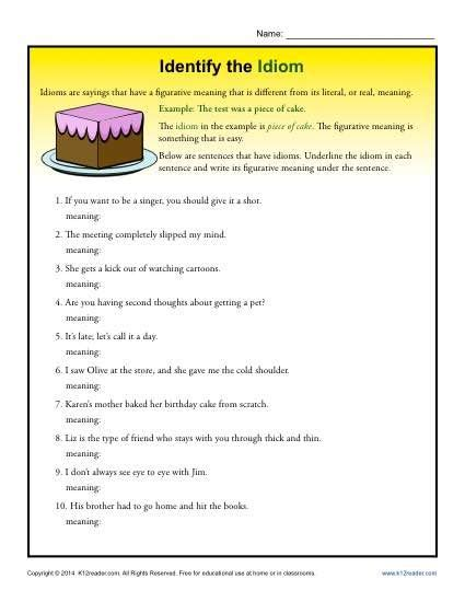 198 best images about teaching idioms on
