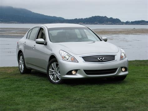 2011 Infiniti G25 On Sale Now, Starts From ,950