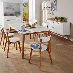 Choisir astucieusement sa table de salle a manger for Meuble salle À manger avec modele de chaise de salle a manger