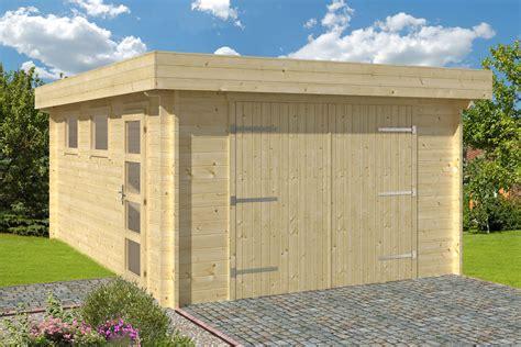 Flat Roof Flat Roof Garage Plans