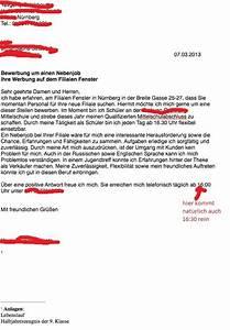 Bewerbung Nebenjob Schüler : bewerbung nebenjob verk ufer off topic deutsches xbox 360 und one forum f r ~ Eleganceandgraceweddings.com Haus und Dekorationen