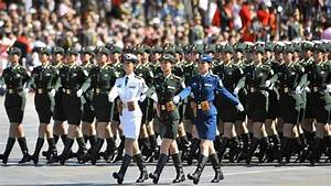 chinese military parade female army documentary power of ...