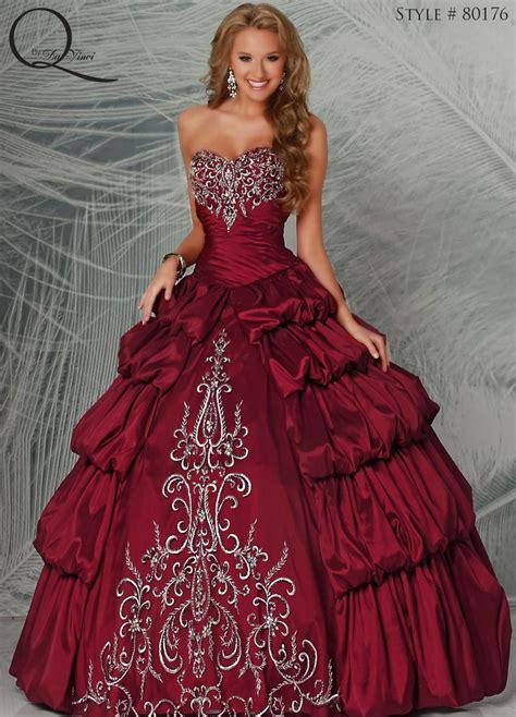 maroon quinceanera dress quinceanera dresses