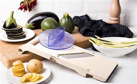 mandoline japonaise cuisine mandoline japonaise benriner premium 9 5 cm colichef