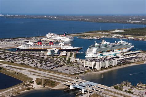 Professor Cruise Ship Cruise Departure Port - Port Canaveral Florida