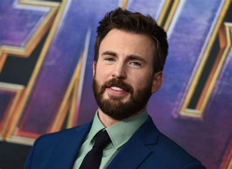 Chris Evans Accidentally Shares Photo Of His Private Parts ...