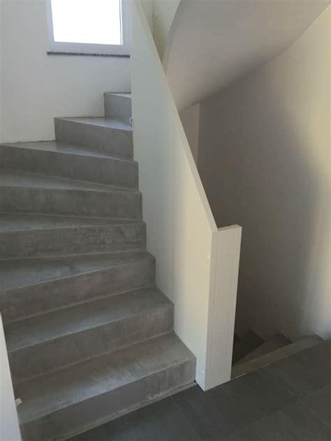 Treppe In Betonoptik by Beton Cire Auf Der Treppe Mehr Infos Und Workshops Zum