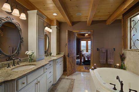 timber frame bathrooms