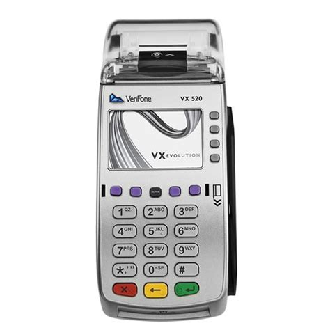 beacon payments verifone omni vx510 credit card terminal