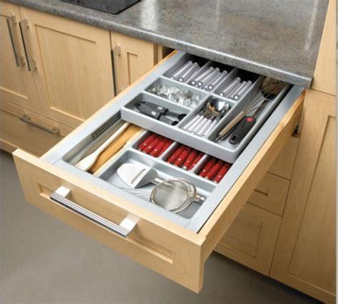 organisateur tiroir cuisine les rangements de tiroir