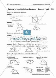 Ausbeute Berechnen übungen : alltagsrelevante bungen zum satz des pythagoras pythagoras in rechtwinkligen dreiecken in ~ Themetempest.com Abrechnung