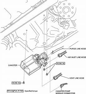 2007 F150 Charcoal Canister Location
