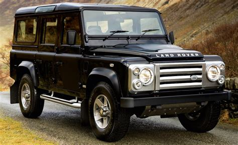 Land Rover Defender 110 Reviews