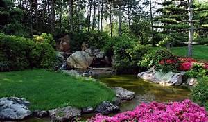 Bachlauf Im Garten : mit einem bachlauf den garten in eine wohlf hloase verwandeln ~ Pilothousefishingboats.com Haus und Dekorationen