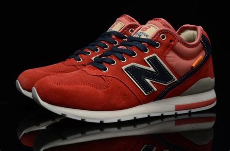 New Balance 996 Men Running Shoes Red Glow In The Dark