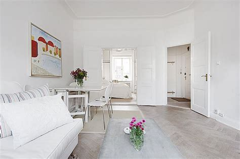 White Apartment by Absolutely Exquisite White Apartment