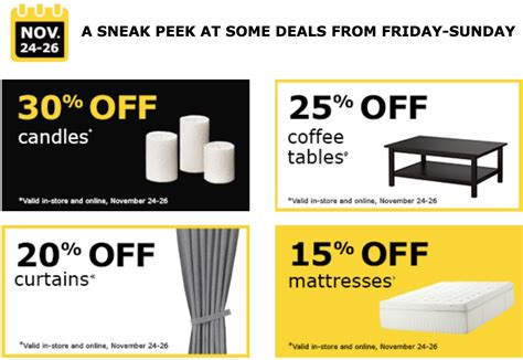 black friday coffee table deals ikea canada black friday 2017 deals 50 off 200 free