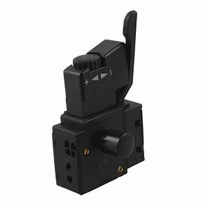Fa2 1bek Spst Lock On Power Tool Trigger Button Switch