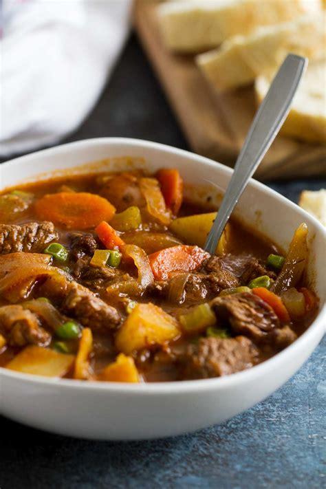classic homemade beef stew recipe taste