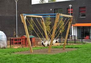 Crocodile Swing | Playground Equipment