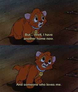 cat, cute, dinsey, disney, oliver and company - image ...