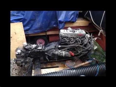 Daihatsu Rocky Engine by Daihatsu Rocky Engine Restoration