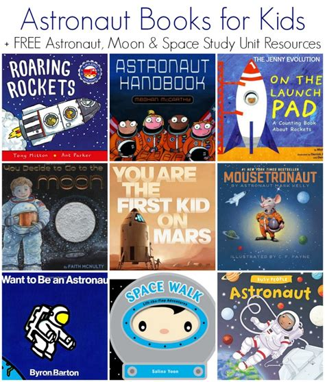 books about space for preschoolers astronaut books for study unit the evolution 475