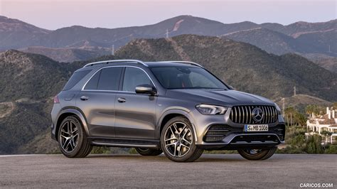 Our comprehensive reviews include detailed ratings on price and features, design, practicality, engine. 2020 Mercedes-AMG GLE 53 4MATIC+ (Color: Selenite Grey) - Front Three-Quarter   HD Wallpaper #23