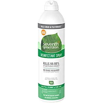 Amazon.com: Seventh Generation Disinfectant Spray