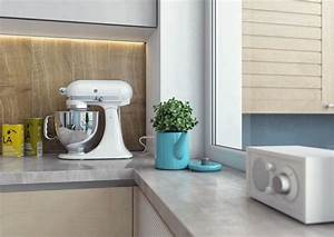 meuble cuisine couleur taupe trendy couleur de carrelage With meuble cuisine couleur taupe 10 ilt central de cuisine dautrefois dessus zinc