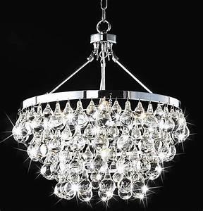 Indoor light luxury crystal chandelier contemporary