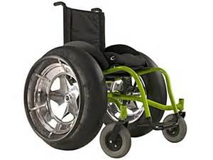 All Terrain Wheel Chair by Wheelchair Colors Tremor