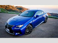 Lexus RC F, Reviewed! The Truth About Cars