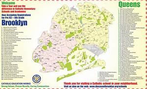 Map: Catholic Elementary Schools and Academies in Brooklyn ...