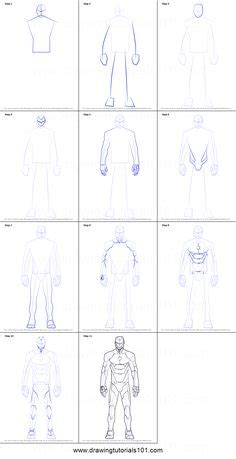 draw captain america step  step drawing tutorial