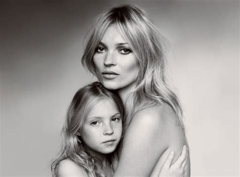 Kate Moss And Daughter WILL NOT Launch An Apparel Range At